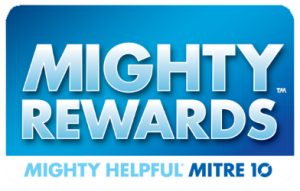 Mighty Rewards Card