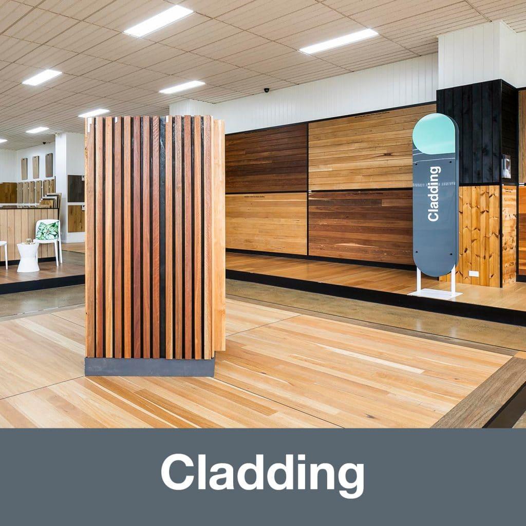 Cladding